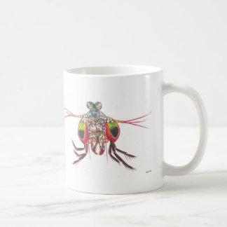 Mantis Shrimp double image Mug