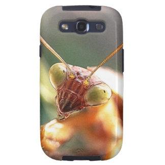 Mantis Up Close Samsung Galaxy SIII Case
