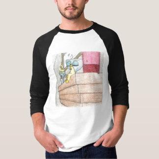 Mantle Illustration T-Shirt