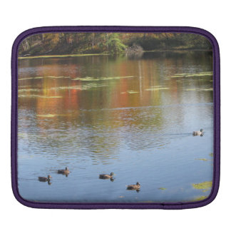 Mantle Lake Ipad Case iPad Sleeve