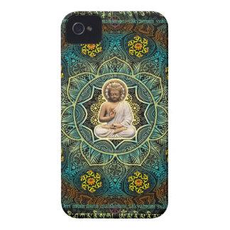 Mantra a Shakyamuni Buda Case-Mate iPhone 4 Protector