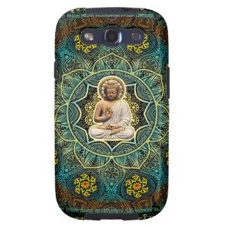 Mantra a Shakyamuni Buda Samsung Galaxy S3 Funda