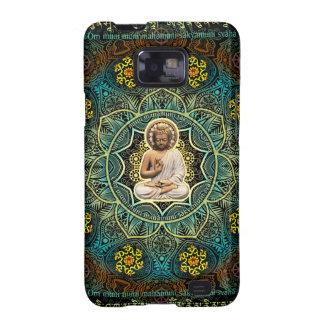 Mantra a Shakyamuni Buda Galaxy S2 Carcasas