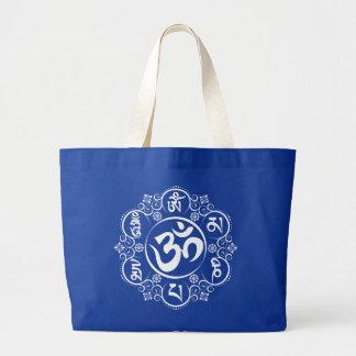 Mantra budista del ronquido de OM Mani Padme Bolsa