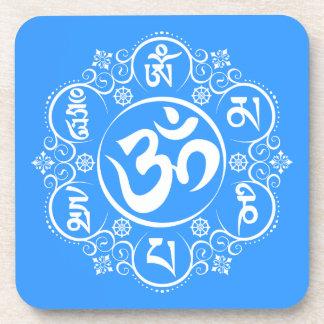 Mantra budista del ronquido de OM Mani Padme Posavaso