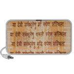 Mantra de DEVI - Hinduism antiguo del Hindi de San iPhone Altavoz