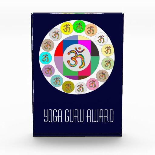Mantra de OM - premio de Guru de la yoga