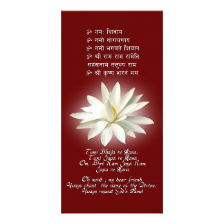 Mantra of Love Card