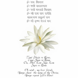 Mantra of Love Cutout