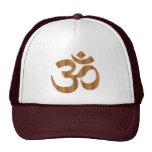 MANTRA OmMantra Yoga Meditation Chant Hinduism gif Trucker Hat
