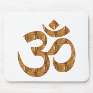 MANTRA OmMantra Yoga Meditation Chant Hinduism gif Mouse Pad