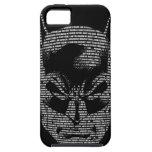 Mantra principal de Batman Funda Para iPhone SE/5/5s