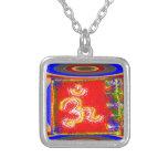 MANTRA Shakti: Passion Dedication Power Peace Custom Jewelry