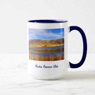 Mantua Reservoir Utah Mug