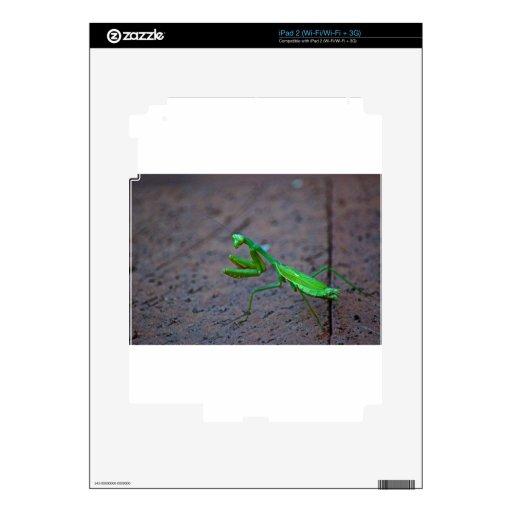 mantus de rogación calcomanías para iPad 2