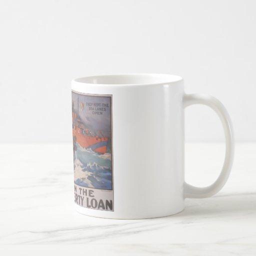 Mantuvieron las rutas marítimas abiertas taza de café