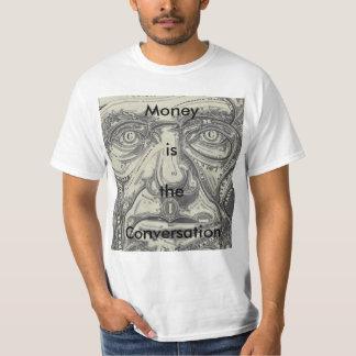 Manu shirt von Gomes - Money IS the conversation