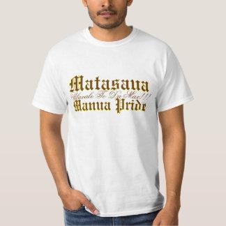 Manua Pride, Matasaua, Old E T-Shirt