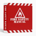 Manual de la seguridad contra incendios