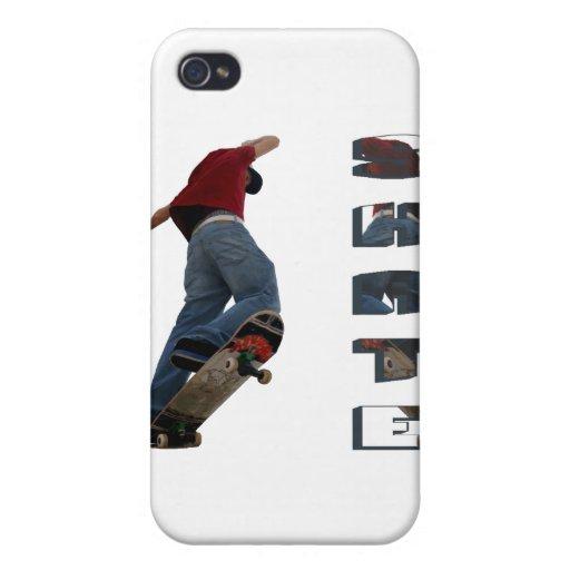 Manual del patín iPhone 4/4S carcasas
