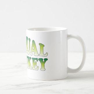 Manual Monkey. Coffee Mugs