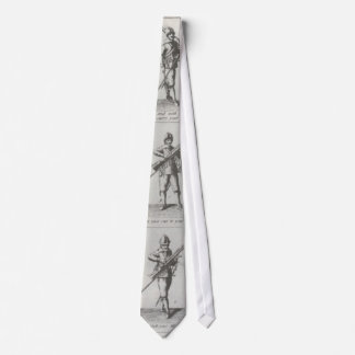 Manual of the Musketeer Neck Tie