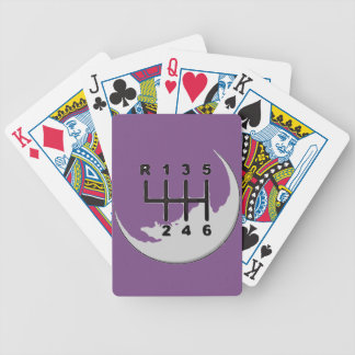 MANUAL Transmission - COLORS Bicycle Playing Cards