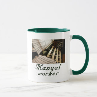 Manual Worker ringer mug