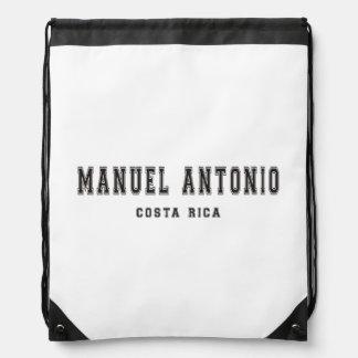 Manuel Antonio Costa Rica Drawstring Bag
