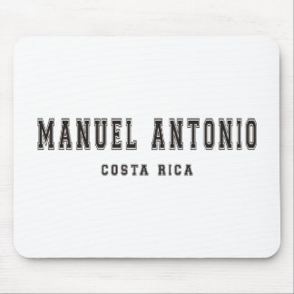 Manuel Antonio Costa Rica Mouse Pad