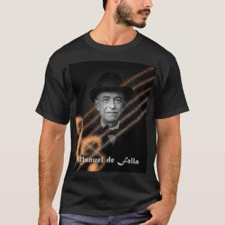Manuel de Falla T-Shirt