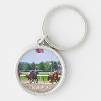"""Manuel Franco guides """"From The Point to Victory Keychain"""
