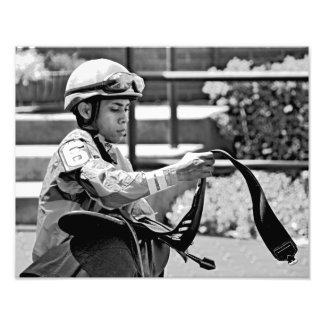 """Manuel Franco guides """"From The Point to Victory Photo Print"""