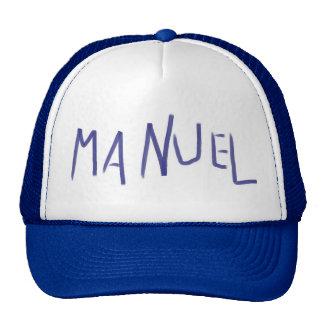 MANUEL TRUCKER HAT