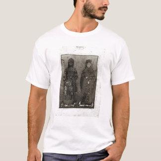 Manuel I Comnenus  and Empress Maria of Antioch T-Shirt