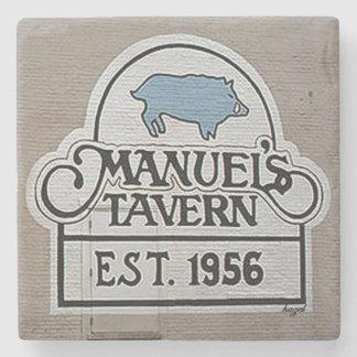 Manuel's Tavern, Poncey Highland Atlanta Coaster