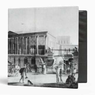 Manufactory and Bazaar, Calcutta House Vinyl Binders