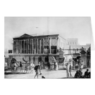 Manufactory and Bazaar, Calcutta House Greeting Cards