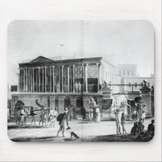 Manufactory and Bazaar, Calcutta House Mouse Pad