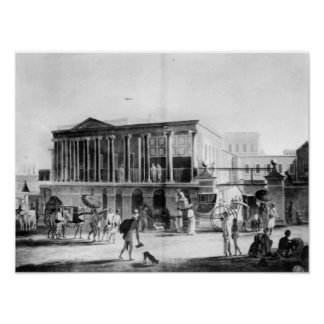 Manufactory and Bazaar, Calcutta House Posters