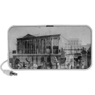Manufactory and Bazaar, Calcutta House Notebook Speaker
