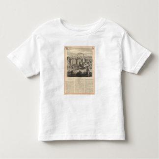 Manufactura del algodón del carrete del Ontario de Playera De Bebé