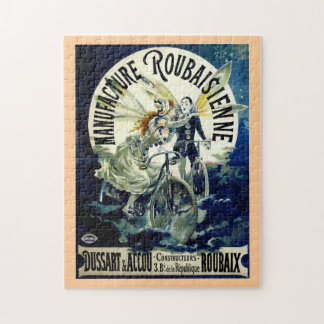 Manufacture Roubaisienne Bicycles Jigsaw Puzzle