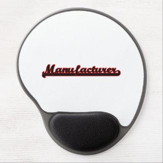Manufacturer Classic Job Design Gel Mouse Pad