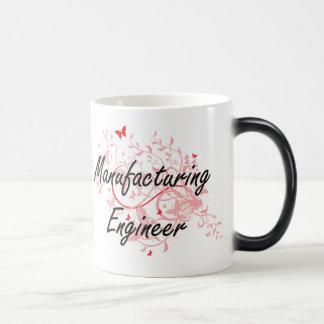 Manufacturing Engineer Artistic Job Design with Bu Magic Mug
