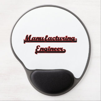 Manufacturing Engineer Classic Job Design Gel Mouse Pad