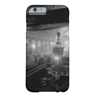 Manufacturing steel ingots for_War image Barely There iPhone 6 Case