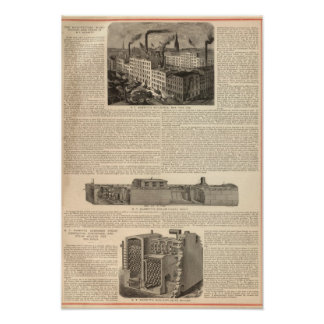 Manufacturing, Warehouses Print
