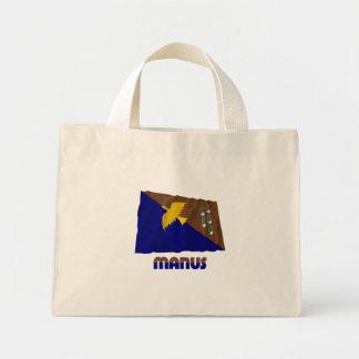 Manus Province Waving Flag Bag