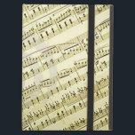 "Manuscript Cover For iPad Air<br><div class=""desc"">Designed by W. Axxemanne</div>"